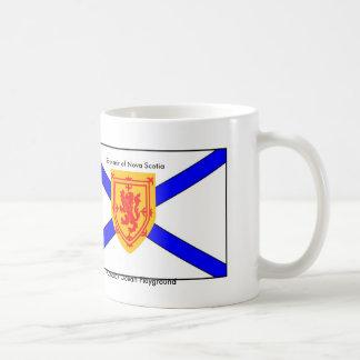 Recuerdo de Nueva Escocia Tazas
