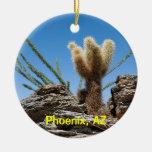 Recuerdo de Phoenix Arizona Ornamentos Para Reyes Magos