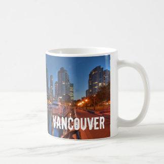 Recuerdo de Vancouver Taza Clásica