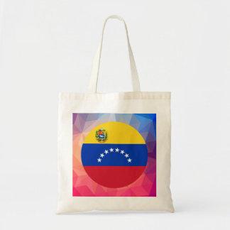 Recuerdo de Venezuela Bolsa Tela Barata