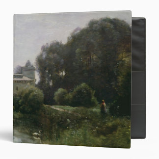 "Recuerdo del chalet Borghese, 1855 Carpeta 1 1/2"""