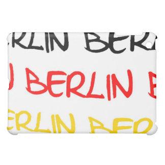 Recuerdo del logotipo de Berlín, Alemania