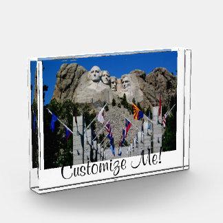 Recuerdo del monte Rushmore Dakota del Sur