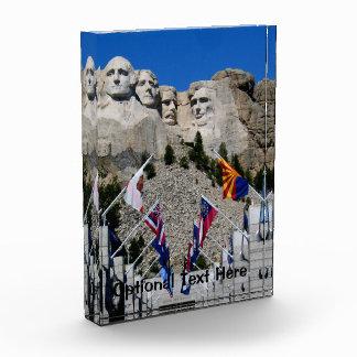 Recuerdo del Mt Rushmore del personalizable