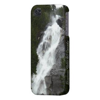 Recuerdo del paisaje de Canadá del caso del iPhone iPhone 4 Protector