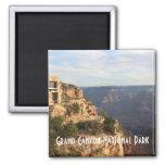 Recuerdo del parque nacional del Gran Cañón Imán Cuadrado