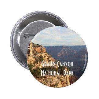 Recuerdo del parque nacional del Gran Cañón Pin Redondo De 2 Pulgadas