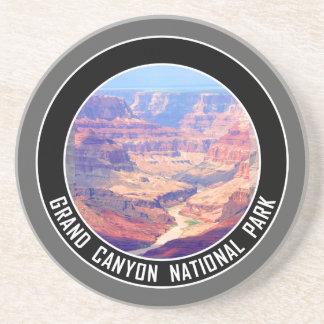 Recuerdo del parque nacional del Gran Cañón Posavaso Para Bebida