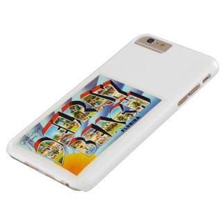 Recuerdo del viaje del vintage de Delray Beach la Funda Barely There iPhone 6 Plus