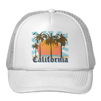 Recuerdo del vintage de California Gorros Bordados