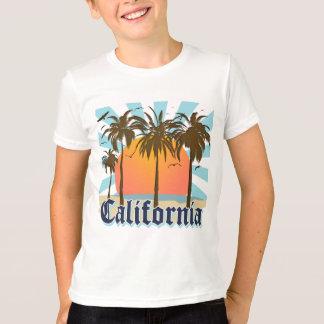 Recuerdo del vintage de California Playera