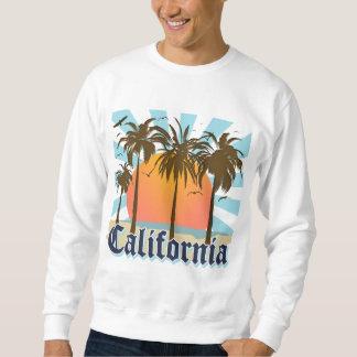 Recuerdo del vintage de California Sudadera