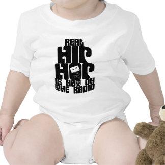 Recuerdo la nueva camiseta real del hip-hop