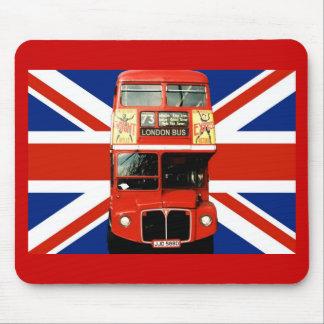 Recuerdo Mousepad de Londres Inglaterra Alfombrilla De Raton
