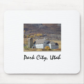 Recuerdo Mousepad de Park City