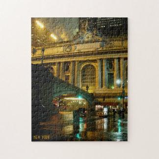 Recuerdos centrales magníficos de New York City de Puzzles Con Fotos