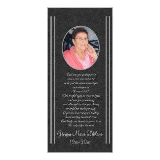 Recuerdos conmemorativos de encargo diseño de tarjeta publicitaria