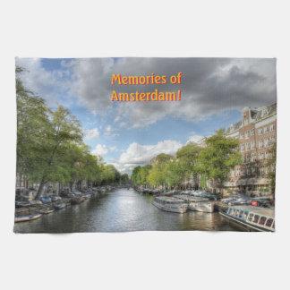 Recuerdos de Amsterdam, opinión del canal de Toallas De Mano