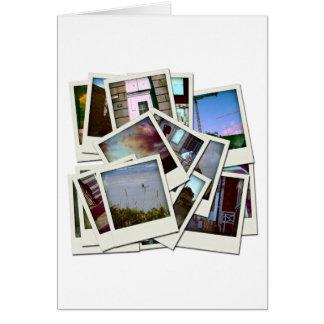 Recuerdos de la tarjeta a granel de la vertical de