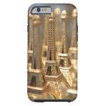 Recuerdos de la torre Eiffel Funda Para iPhone 6 Tough