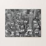 Recuerdos de New York City del paisaje urbano del