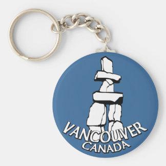 Recuerdos de Vancouver del llavero de Vancouver Ca