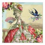 Recuerdos de Versalles Invitacion Personal