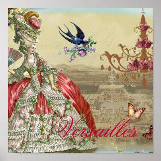 Recuerdos de Versalles Póster