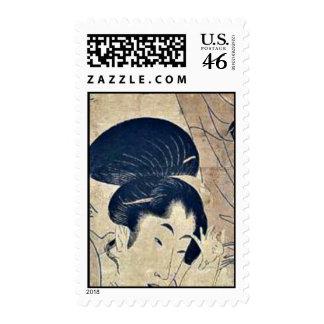 Recuerdos de Zoshigaya por Kitagawa, Utamaro Envio
