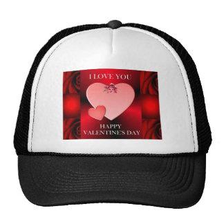 Recuerdos del el día de San Valentín Gorra