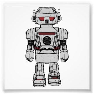 Recuerdos del robot de propulsión atómica del jugu fotografias