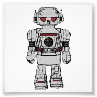 Recuerdos del robot de propulsión atómica del jugu foto