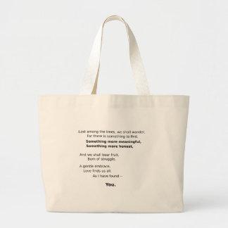 Recuerdos encantadores bolsa