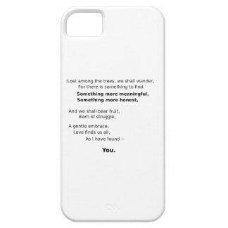 Recuerdos encantadores iPhone 5 Case-Mate protectores