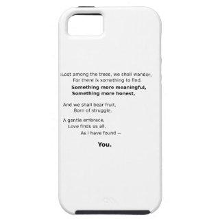 Recuerdos encantadores iPhone 5 Case-Mate cárcasas