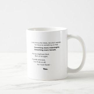 Recuerdos encantadores tazas de café