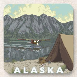 Recuerdos planos de Alaska Bush