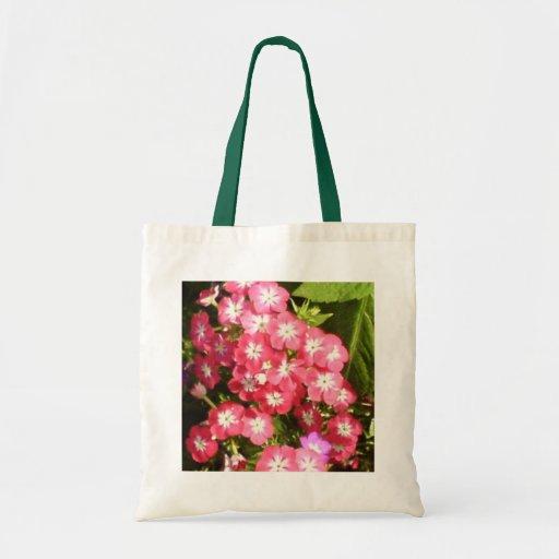 Recuerdos - presentación floral bolsa tela barata