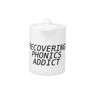 Recuperación del adicto fónico