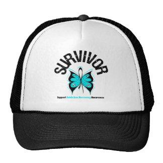 Recuperación del apego de la mariposa del SUPERVIV Gorras De Camionero