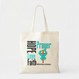 Recuperación del apego del rezo de la fe del amor bolsa