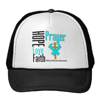 Recuperación del apego del rezo de la fe del amor  gorros