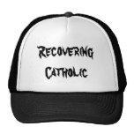 Recuperación del casquillo/del gorra católicos