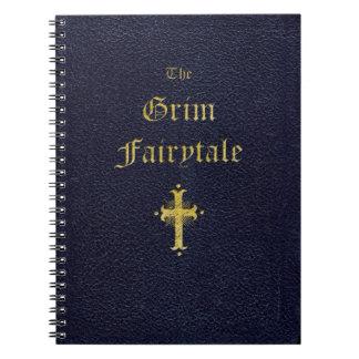 Recuperación [el cuento de hadas severo] cuaderno