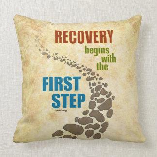 Recuperación, el primer paso (el paso 12, droga cojín