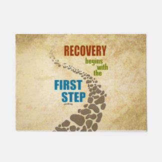Recuperación, el primer paso (el paso 12, droga felpudo