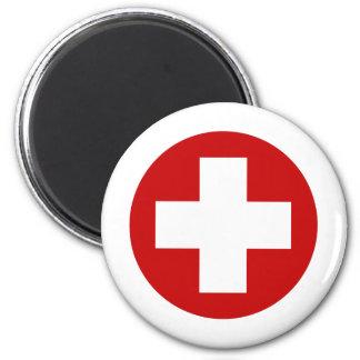 Recuperación suiza Roundell de la emergencia de la Iman