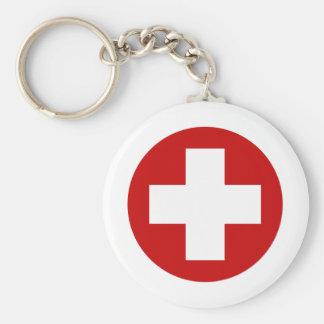 Recuperación suiza Roundell de la emergencia de la Llaveros