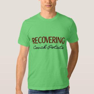 Recuperando el teleadicto - camisetas divertidas remeras