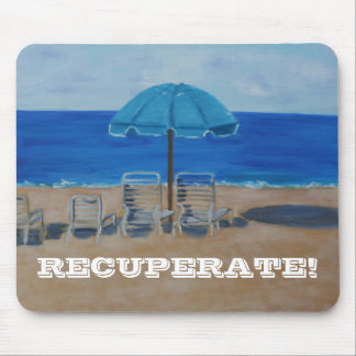 """""""RECUPERATE"""" MOUSE PAD"""